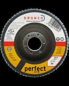 Lamellketas 115x22 G-C 40 kooniline perfect DRONCO 5211404