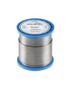 "Jootetina  d. 1.0mm (40% Sn, 60% Pb)  250g flux 183 - 235°C ""KOLO"""