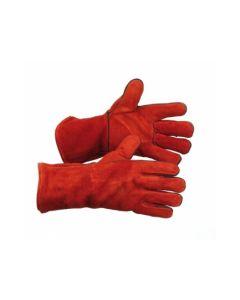 Kindad-sõrmikud nahk  WELDER-R  suurus 10 TRAFIMET