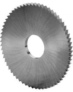 Ketasfrees   63x 1.6x16.00 mm z= 80 HSS DIN1837 ZPS 722910.0630160