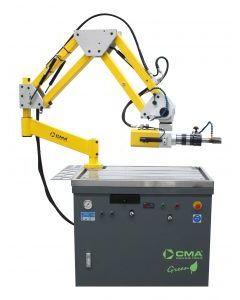 RHM24D M 3.0-24.0 hüdrauliline CMA