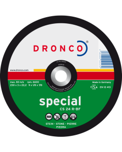 150x3.0x22 CS24R SPECIAL DRONCO 1156015100